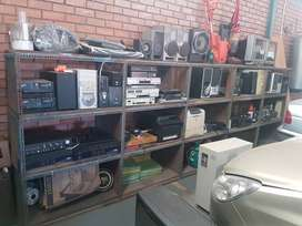 ELECTRONIC EQUIPMENT FOR SALE - INSURANCE CLAIMS