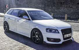 Audi S3 2010 Quattro sold as a whole(in an accident)