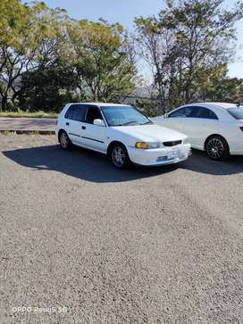 160xe Toyota Tazz for Sale