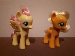 My little pony żółty pomarańczowy stan idealny