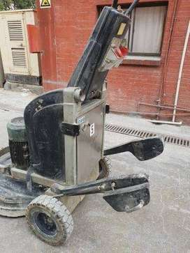 HTC 950 Concrete grinding and Poloshing machine