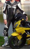 Kombinezon motocyklowy FLM z garbem