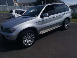 Bargain Bmw 30 Diesel x5 2004 up for sale!