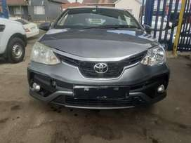 2020 Toyota Etios (1.5) Manual with Service Book