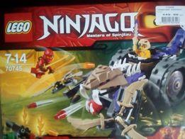 Лего Lego NINJAGO 70745 Вездеходное оружие оригинал маневренность супе