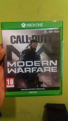 latest Call of duty Mordern warfare