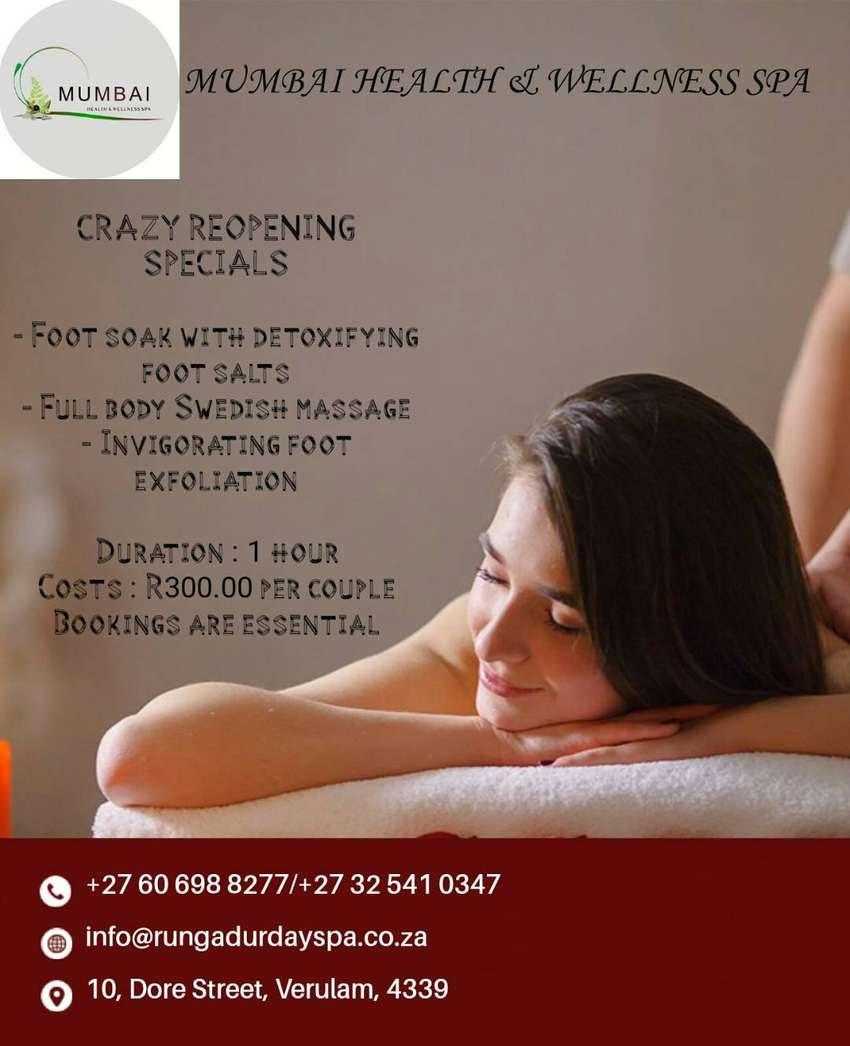 Mumbai Health & Wellness Spa