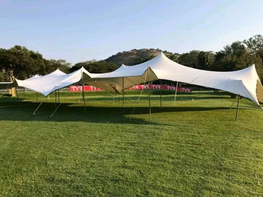 Stretch Tents sales and hire 0