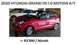 Amazing deal - 2021 Hyundai Grand i10 1.0 Motion A/T