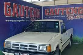 Ford courier d/c or  s/c