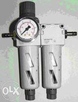 фильтр-редуктор давления ( ИТАЛИЯ ) для дыхания пескоструйщика