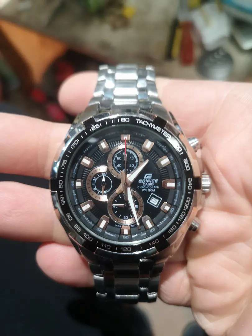 Casio Edifice 0
