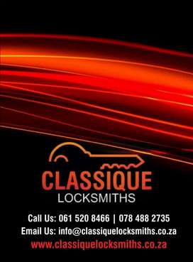 24hr locksmith anywhere in Johannesburg and Surrounding areas