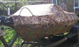 Пошив и ремонт лодочных тентов, тюнинг и ремонт корпусных лодок!