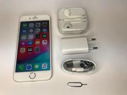 Iphone 6S 32GB SREBRNY. IDEALNY! FV23% +GRATYS! Wysyłka. Gwarancja