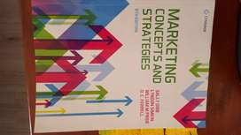 Marketing Concepts & Strategies 8th Edition