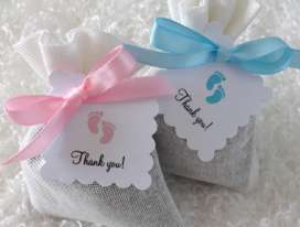 Kids party boxes and event favours