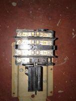 пускатель магнитный 2 величины на 380 вольт (СССР)