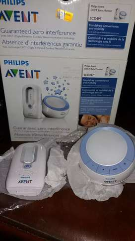 Avent digital Baby Monitor Hands free