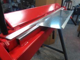 Maszyna do gięcia blachy ZGW-750/1,5 RED zaginarka