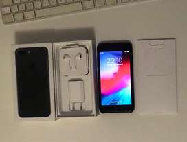 Brand New Iphone 7 Plus (Black) 128gig
