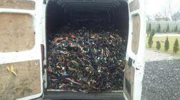Skup kabli, Wiazek samochodowych, instalacje, kable, miedź, recykling