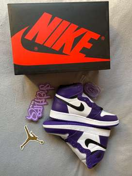 Jordan 1 Court Purple 2.0