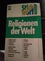 Religionen der Welt religie świata