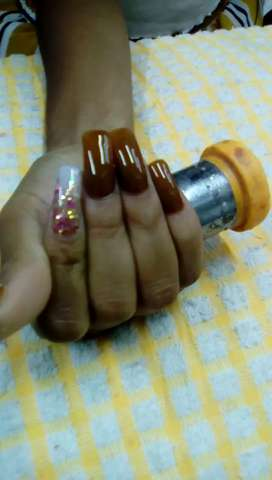 Home service for Nails & eyelashes extension