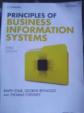 Principles of business information systems 3rd edition