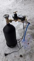 Италия CAMOZZI Система CO2 аквариумная углекислотная баллон балон