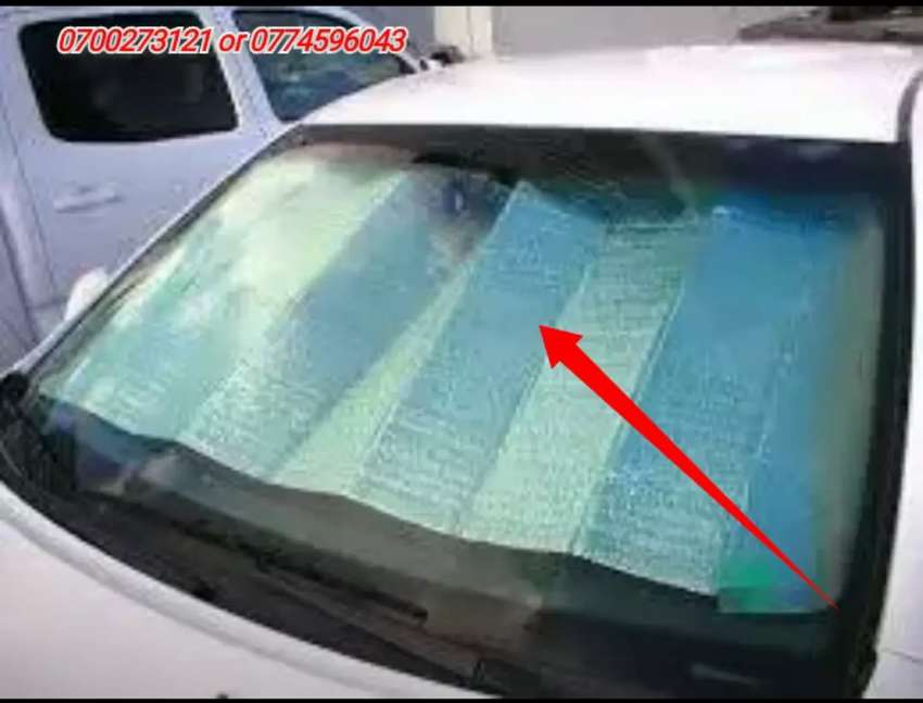 Sun windscreen reflector /shade 0