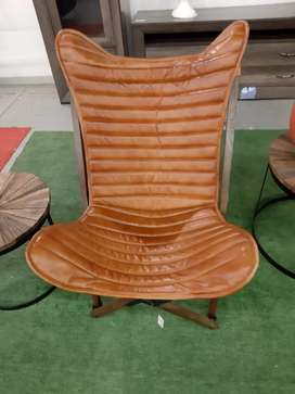 Genuine Leather Chair Brand New