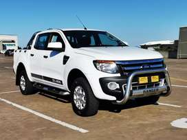 """Ford Ranger 2.2 Double Cab with """"""""LEATHER INTERIOR"""""""""""