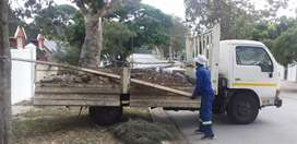 Rubble, Garden refuse, Tree branches, Rubbish Removals
