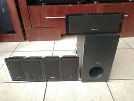 Sony speakers and subwoofer only no dvd