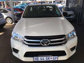 Toyota Hilux 2.4 GD6 single cab