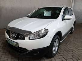 2012 Nissan Qashqai 1.5Dci-Accenta Facelift-Only R139900