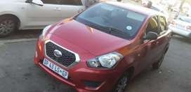 DATSUN GO 1.2 HATCHBACK ,2018 model in very good condition