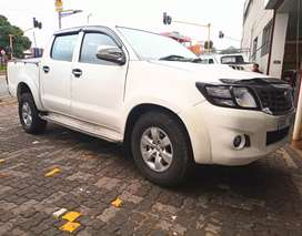 2011 Toyota hilux double  cab diesel