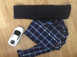 Рубашка і штани