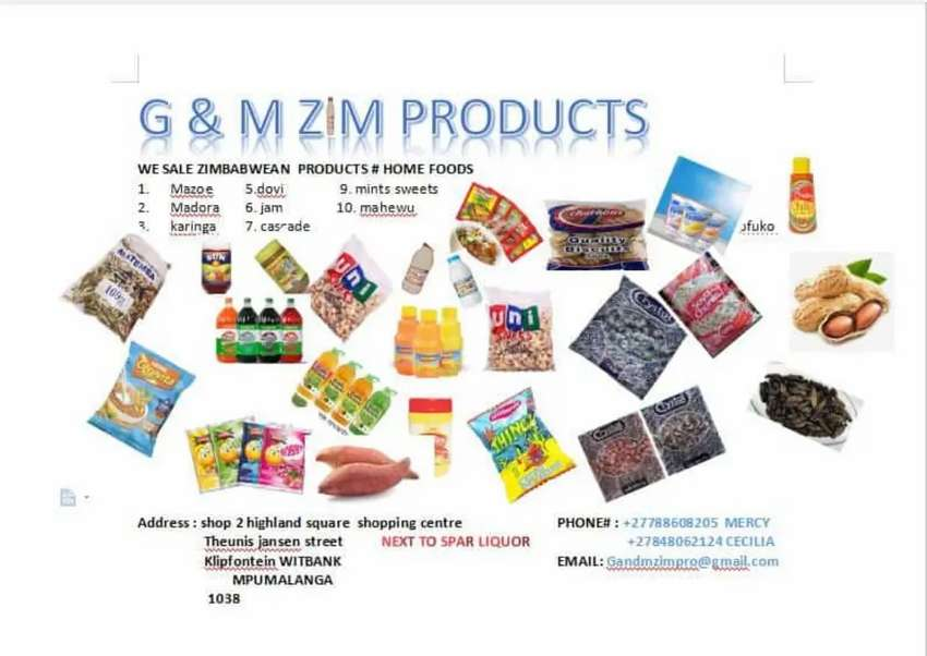 Zim products