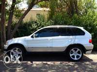 Image of Bmw x5 4.6is fro sale in very good condition
