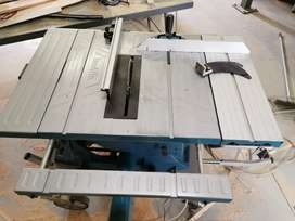 Makita table saw mlt 100
