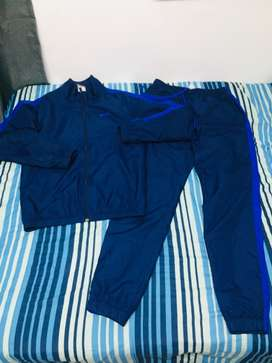 Vintage Navy Nike Tracksuit For Sale