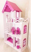 Кукольный Домик для Барби 3-х этажный .