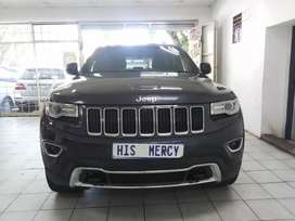 2015 JEEP GRAND CHEROKEE LIMITED V6 4X4 AUTOMATIC