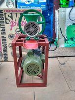 мясорубка электрическая чугунная 32 промышленная электромясорубка 220