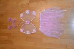 Kostium na bal, strój karnawałowy 3-6 lat Elf, Wróżka , Motyl