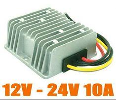 Конвертер напряжения с 12В на 24В для автономки Webasto, Eberspacher